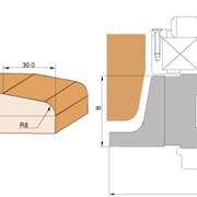 Фреза для обработки криволинейных мебельных фасадов фото