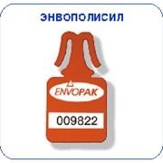 Одноразовая пластиковая пломба МИНИСИЛ для накладок на двери,замки,пеналов,сумок фото