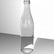 Стеклобанки из прозрачного стекла, Бутылка для безалкогольных и слабо алкогольных напитков, 500 мл фото