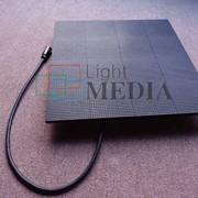 Тонкий светодиодный экран LED-экран фото