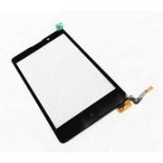 Тачскрин (сенсорное стекло) для Nokia XL фото
