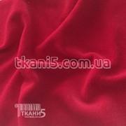 Ткань Велюр хб ( ярко малиновый ) 4550 фото