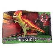 HTI(Poket money) Фигурка динозавра DINO WORLD Аллозавр 16 см (1374171.UNIB) фото