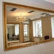 Рамы для зеркал большого размера фото
