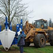 Навесной агрегат для пересадки крупногабаритных деревьев Optimal 2200 фото
