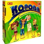 Детская настольная игра Корова 5827 Ранок фото