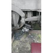 Поставка мобильных станков для обточки колесных пар локомотивов без выкатки тележек фото