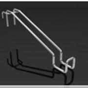 Крючок двойной Z-образный для сетки КДZ-100, КДZ-150, КДZ-200, КДZ-250, КДZ-300 фото