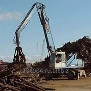 Приёмка и вывоз металлолома в Лосино-Петровском. Демонтаж металлоконструкций. фото