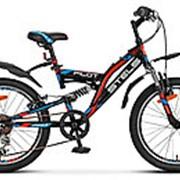 Велосипед двухподвес Stels Pilot 260 20[[MY_OWN_QUOTE]] V020 фото
