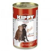 Паштет для собак KIPPY, говядина 1250 г фото