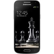 Телефон Мобильный Samsung I9192 Galaxy S4 Mini Duos (Black Edition) фото