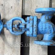Клапаны запорные Dу32 Pn40 фото