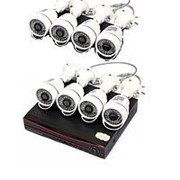 Комплект видеонаблюдения 8 камер XPX K3908 4 MP фото