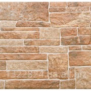 Плитка фасадная Камень Канелла джинджер 490х300х10 CERRAD фото