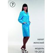 Халат женский М - 19 фото