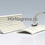 Керамический инфракрасный нагреватель LFTE 600 Вт/230 В; 245*110*37 мм; провод 110 мм с ТП фото
