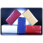 Салфетки 1-слойные, БЕЛЫЕ 24*24 Big-pack (эконом) фото