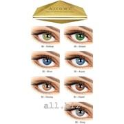 Линзы Eyemed Technologies Италия ADORE Bi-tone цветные Сила от-16,00 до -0,25 фото