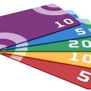 Печать на пластиковых картах фото