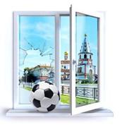 Замена стеклопакета на окнах ПВХ фото