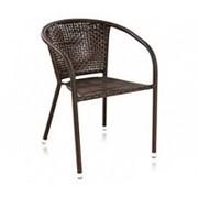 Кресло Y-137B, коричневое (Афина) фото