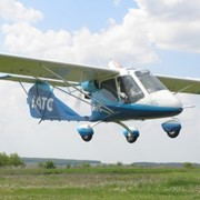 Самолет Бекас УТ X-32-912 фото