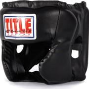 Боксерский шлем TITLE Classic Hi-Performance Headgear фото