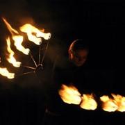 Огненное шоу Сумы, Fire Show Sumy фото