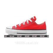 Кеды Converse All Star Red Low арт. 23033 фото
