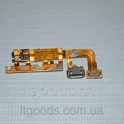 Шлейф (Flat cable) с коннектором зарядки, микрофона для Huawei Ascend P6-U06 4680 фото
