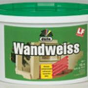 Краска дисперсионная, Wandweiss D 1 фото