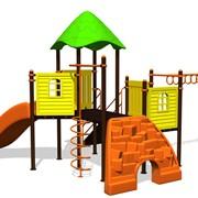 Детский игральный комплекс для творческого развития фото