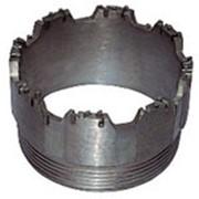 Коронка СА-6 –Д112, Коронки для бурения геолого-разведочных скважин фото
