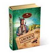 Кофе в подарочной упаковке/Книга Америка фото