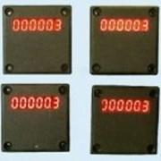 Электронный счетчик времени наработки СВН-1-24 (СВН-1-12) фото