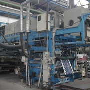 Шестицветная флексопечатная машина Somaflex фото