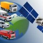 GPS мониторинг автотранспорта фото