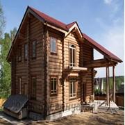 Блок-хаус из лиственницы, сорт АВ фото