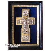 Крест - Шикарная Икона В Красивом Окладе Код товара: СФ-К-02 фото