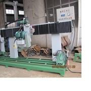 Камнеобрабатывающий станок для изготовления балясин, колонн LZS-1 фото