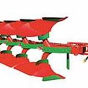 Плуги оборотные PO с рессорной защитой Agromasz фото