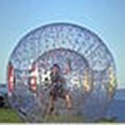 Аттракцион водный Megaboll фото