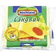 Сыр плавленый HOCHLAND Сэндвич, 150г фото
