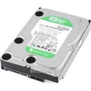 Накопитель HDD SATA 500GB WD Green 5400rpm 64МB (WD5000AZRX) фото