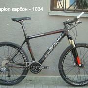 Велосипед горный Simplon, карбон фото