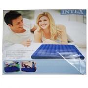 Матрас надувной INTEX размер 203х183х22 см фото