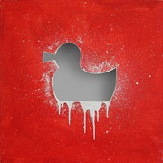 """Современная картина """"Duckhole"""" художник: Daker aka Ducksider фото"""