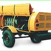 Аренда компрессора ПКСД-5,25, тип привода – дизельный, в комплекте 100 м.п. шланга, 2 отбойных молотка. По заявке заказчика имеется возможность дополнительной комплектации под конкретные условия работы фото