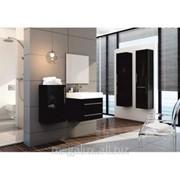 Зеркало, цвет черный, 600х600 мм Aquaform Amsterdam фото